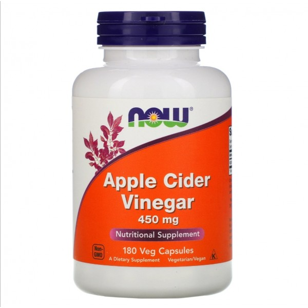 Apple cider vinegar for slimming